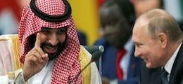Саудовская Аравия предложила Европе и Азии три месяца не платить за нефть | 15.04.20 | finanz.ru