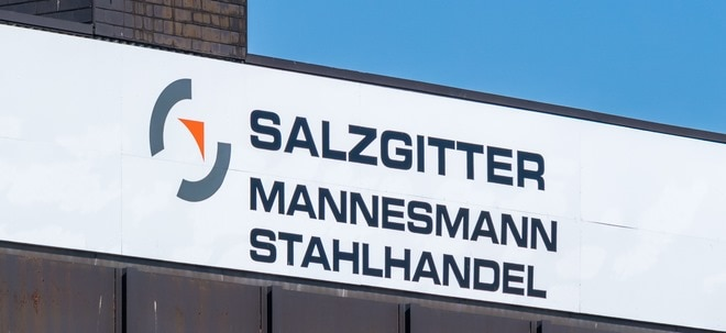 Razzia in sieben Firmen: Salzgitter-Aktie im Minus: Kartellverdacht in der Stahlbranche - Durchsuchung bei Salzgitter | Nachricht | finanzen.net