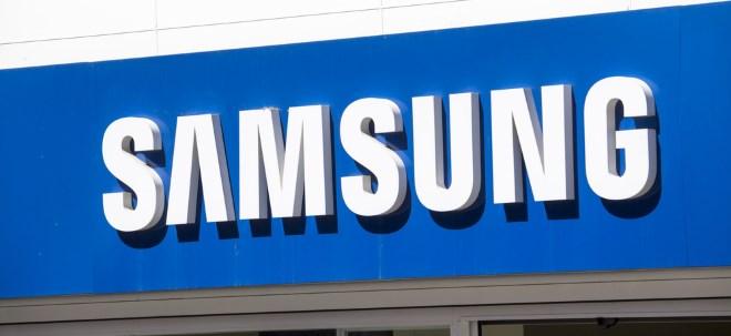 Chip-Boom-Ende: Samsung erwartet Gewinneinbruch - Samsung-Aktie dank übertroffener Erwartungen höher | Nachricht | finanzen.net