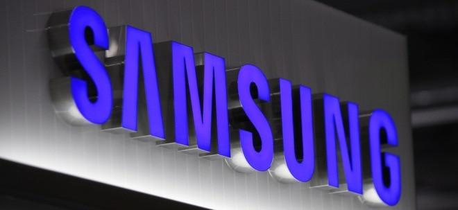 Hinter Markterwartungen: Gewinnwarnung: Samsung Electronics warnt vor schwachem Ergebnis | Nachricht | finanzen.net