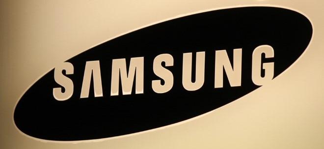 Gewinnrückgang erwartet: Samsung-Aktie gibt nach schwachem Ergebnisausblick nach - Gewinn wird sich halbieren | Nachricht | finanzen.net