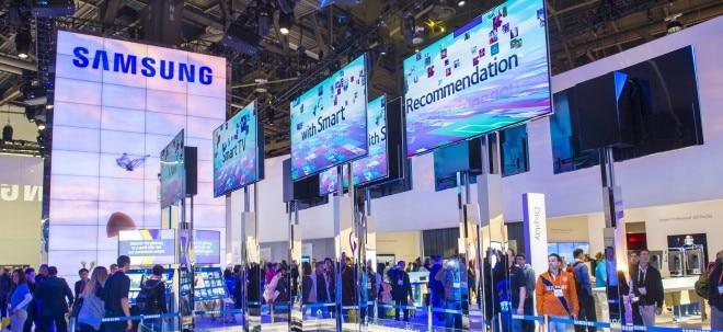 Eine Billion Won: Samsung verkauft nach Rückruf Beteiligungen an Tech-Unternehmen | Nachricht | finanzen.net