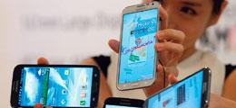 Konkurrenz für Apple: Samsungs neues Galaxy S4 ab Ende April verfügbar | Nachricht | finanzen.net
