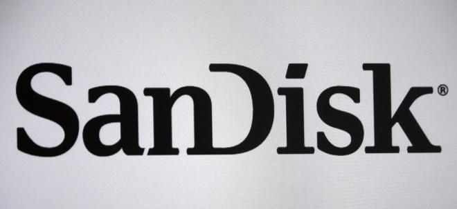 Milliarden-Übernahme: Western Digital will SanDisk für 19 Milliarden Dollar kaufen | Nachricht | finanzen.net