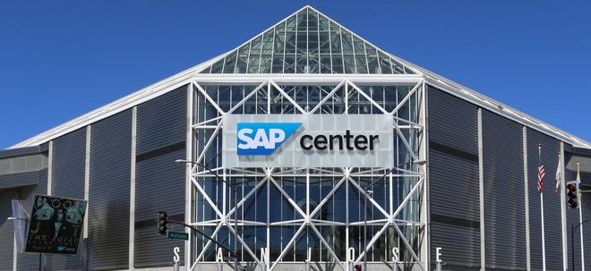 SAP SE-Aktie long: Neues Chartsignal