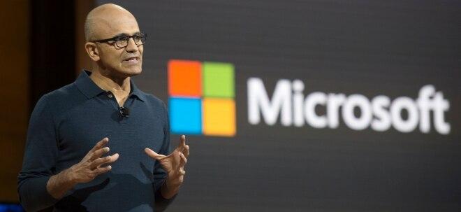 328.000 Aktien veräußert: Warum Microsoft-Chef Satya Nadella ein Drittel seiner Microsoft-Aktien verkauft   Nachricht   finanzen.net