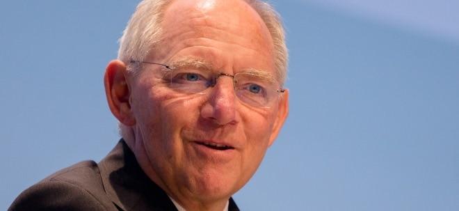 Banken mahnen: Schäuble will von EZB rechtzeitigen Einstieg in den Ausstieg | Nachricht | finanzen.net