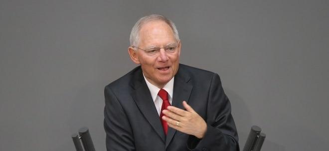 Nach Juncker-Rede: Schäuble warnt: Voraussetzungen für Euro-Einführung müssen erfüllt sein | Nachricht | finanzen.net
