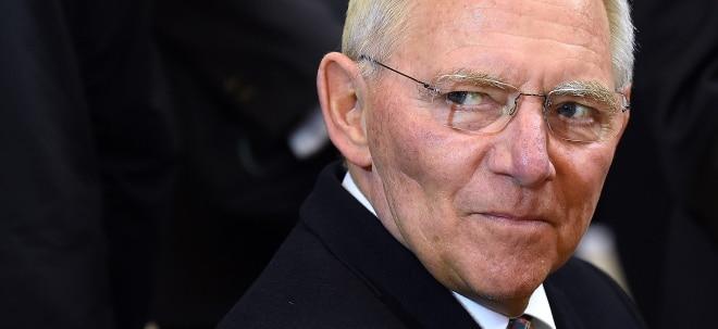 Kurswende gefordert: Schäuble fordert Ende der ultralockeren Geldpolitik   Nachricht   finanzen.net