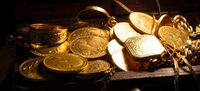 Gold mit Comeback?: Trading-Spezialist: Nur wenn Gold diese Marke reißt, würde ich aus dem Handel aussteigen | Nachricht | finanzen.net
