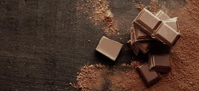Gewinne mit süßen Werten: Schoko-Aktien: Warum die Kakao-Branche auch Aktionäre angenehm überrascht   Nachricht   finanzen.net