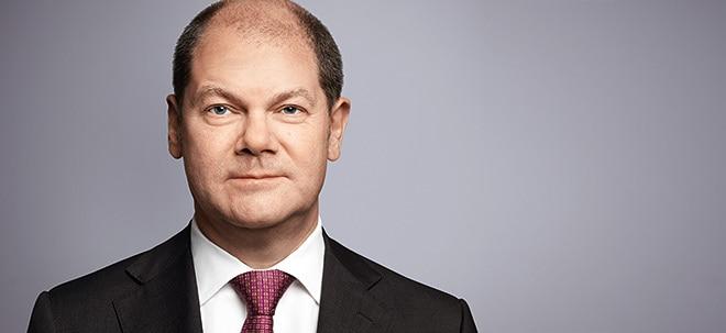 Euro am Sonntag-Exklusiv: Neuer Finanzminister Olaf Scholz: Die Null muss stehen!