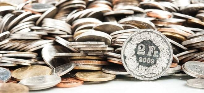 Bei Treffen mit Regierung: Franken aus Sicht von Schweizer Notenbank weiter hoch bewertet | Nachricht | finanzen.net