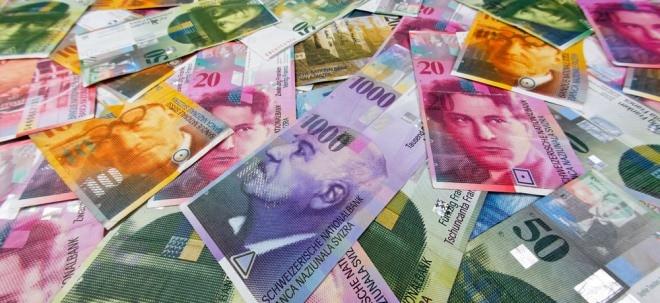 Devisenmarkt: Darum könnte der Schweizer Franken weiterhin überbewertet bleiben | Nachricht | finanzen.net