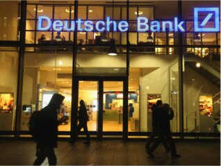 : Deutsche Bank is reportedly paying 'danger money' to hire bankers worried about joining the troubled bank (DB)