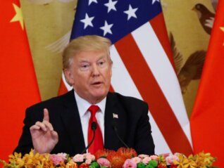 : Barclays surveyed more than 400 investors about their biggest market fear — and a clear majority cited Trump's global trade war