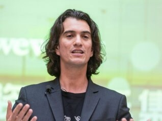 : WeWork bonds plummet the most on record after the company delays its IPO