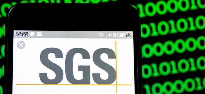 Bis Ende des ersten Quartals: SGS-Aktie leichter: SGS kauft Labordienstleister von Novartis in Irland | Nachricht | finanzen.net