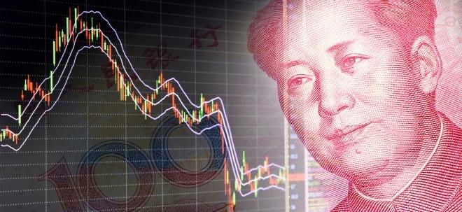 Finanzstabilität in Gefahr: IWF warnt vor hohen Unternehmensschulden in China | Nachricht | finanzen.net