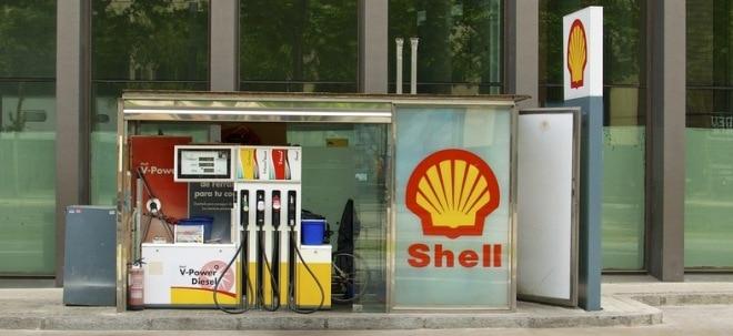 Shell (Royal Dutch Shell) (A)-Aktie aktuell: Shell (Royal Dutch Shell) (A) präsentiert sich fester