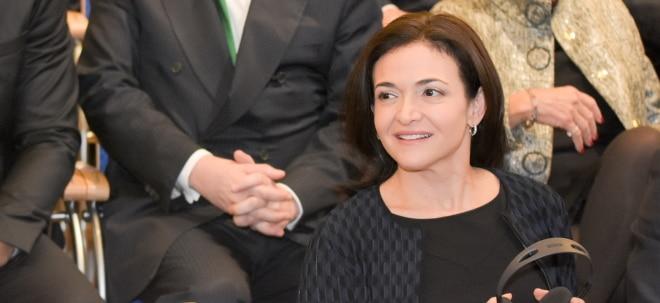 Trend zum Online-Handel: Facebook-COO Sheryl Sandberg: Digitale Transformation bei kleinen Unternehmen wird sich fortsetzen   Nachricht   finanzen.net