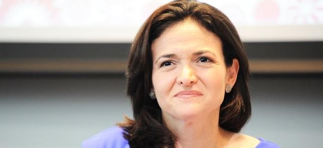 Nach Datenskandal: Facebook-Managerin Sandberg: Wir haben uns geändert | Nachricht | finanzen.net