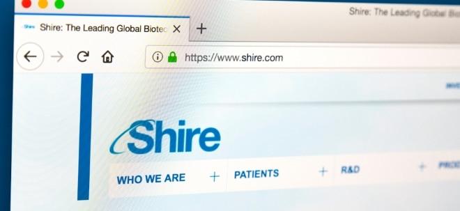 Unter einer Bedingung: Takeda bekommt in Europa grünes Licht für Shire-Übernahme | Nachricht | finanzen.net