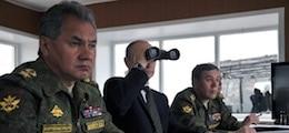 Шойгу: НАТО тренирует ракетные удары по России