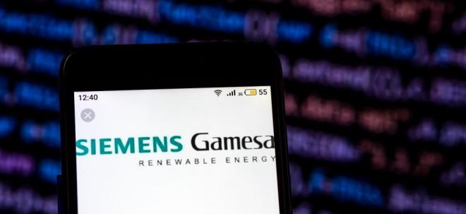 'Overweight': Siemens Gamesa-Aktien gewinnen nach JPMorgan-Hochstufung | Nachricht | finanzen.net