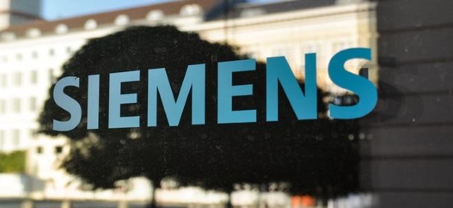Über den Prognosen: Siemens schneidet im ersten Quartal besser ab als erwartet und prüft Ausblick - Aktie auf Rekordhoch | Nachricht | finanzen.net