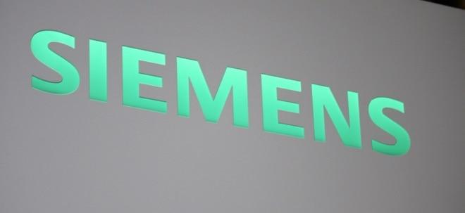 Erwartungen übertroffen: Siemens-Aktie nach Prognoseanhebung an DAX-Spitze | Nachricht | finanzen.net