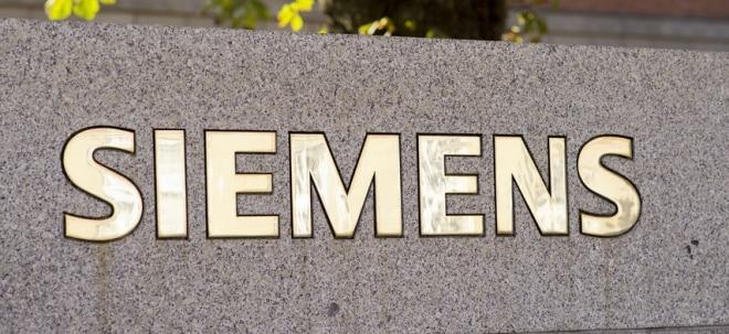Annäherung: Siemens verkauft anscheinend Flender für zwei Milliarden Euro an Carlyle - Siemens-Aktie leichter | Nachricht | finanzen.net