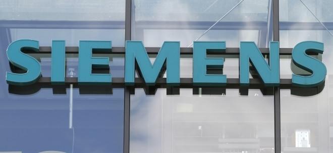 Wasserstoff-Technik: Siemens-Aktie legt zu: Bahn startet Wasserstoff-Probebetrieb mit Siemens | Nachricht | finanzen.net
