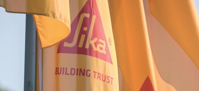 Nach geplatzter Übernahme: Sika-Aktie knickt ein: Saint-Gobain will Sika-Aktienpaket verkaufen
