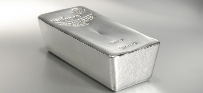 Silber und Rohöl: Silber: Starkes charttechnisches Kaufsignal | Nachricht | finanzen.net