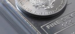 Silber und Rohöl: Silber: Unterstützung gefährdet | Nachricht | finanzen.net