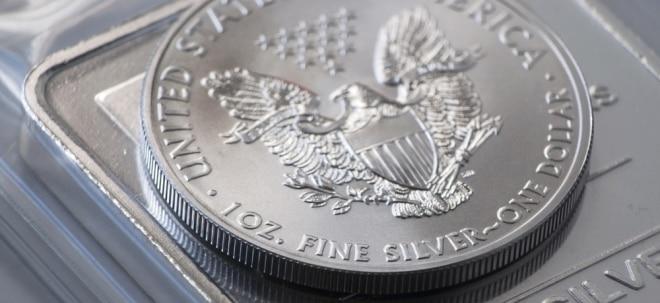 Gute Stimmung: Silber als Anlage - in diesem Jahr besser als Gold? | Nachricht | finanzen.net