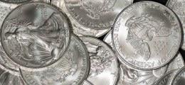 Silber und Rohöl: Silber: Seit einem Monat am Boden | Nachricht | finanzen.net