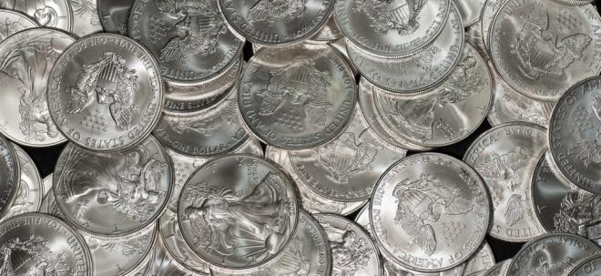 Silber  Silber und Rohöl: Silber: Kauflaune unter Terminspekulanten ...