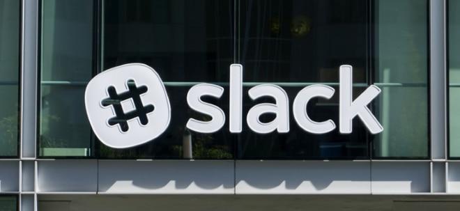 Erwartungen übertroffen: Slack-Aktie bricht ein: Slack-Aktie überzeugt trotz starker Zahlen nicht | Nachricht | finanzen.net