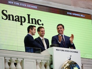 : Snap is soaring higher