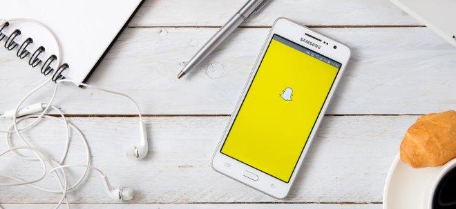 Kein Facebook-Konkurrent?: Snap-IPO: Snapchat will kein Soziales Netzwerk sein | Nachricht | finanzen.net