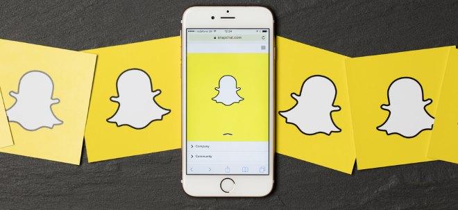 Weniger prominent: Snapchat sorgt für weniger Sichtbarkeit bei Trumps Beiträgen - Snap-Aktie nur etwas leichter