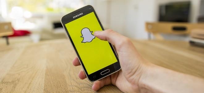 Unter Druck: Snapchat startet Entwickler-Plattform mit Datenschutz-Versprechen | Nachricht | finanzen.net