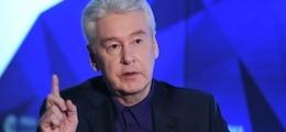 Собянин потребовал перевести на «удаленку» 30% работников в Москве
