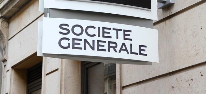 Prognosen der Experten: Erste Schätzungen: Société Générale (Societe Generale) präsentiert Bilanzzahlen zum jüngsten Jahresviertel | Nachricht | finanzen.net