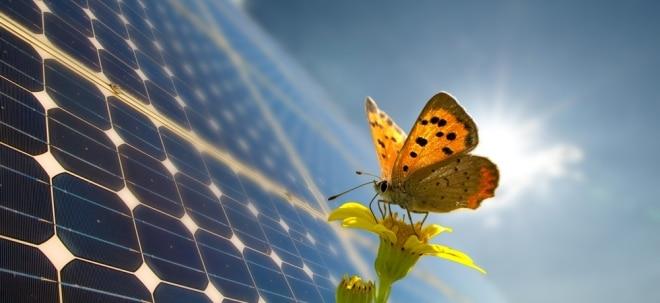 Energie der Zukunft: Ökostrom fürs Portfolio - Diese Solar-Aktien liegen nun wieder voll im Trend | Nachricht | finanzen.net