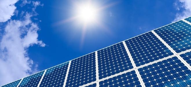 Branche erholt sich: Strahlende Zukunft voraus: Goldman Sachs-Analyst empfiehlt Einstieg in diese Solar-Aktien | Nachricht | finanzen.net