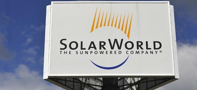Lichter bald aus?: SolarWorld vor dem Aus - Insolvenzverwalter sieht keine Perspektive | Nachricht | finanzen.net