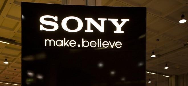 Prognose angehoben: Sony rechnet mit deutlich mehr Gewinn | Nachricht | finanzen.net